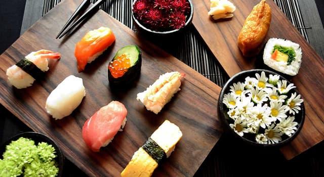 Kultura Pytanie-Ciekawostka: W japońskiej kuchni sashimi jest to surowe?