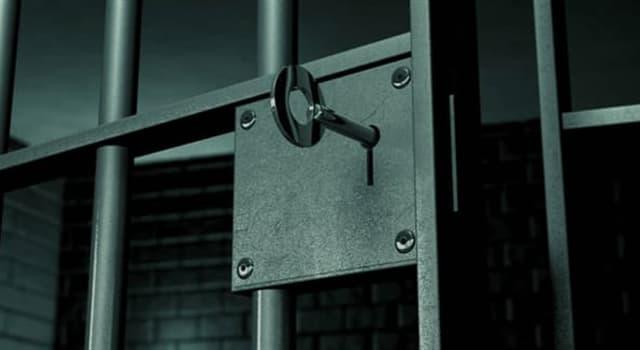Geschichte Wissensfrage: Was ist die längste Gefängnisstrafe der Welt?