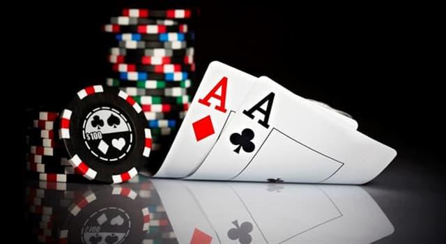 Gesellschaft Wissensfrage: Welches Mittel wird oft beim Poker verwendet?