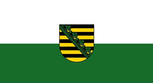 Geografía Pregunta Trivia: ¿Cuál es la ciudad capital del estado de Sajonia en Alemania?