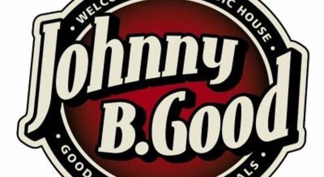 """Kultur Wissensfrage: Von wem wurde der Song """"Johnny B. Goode"""" geschrieben?"""