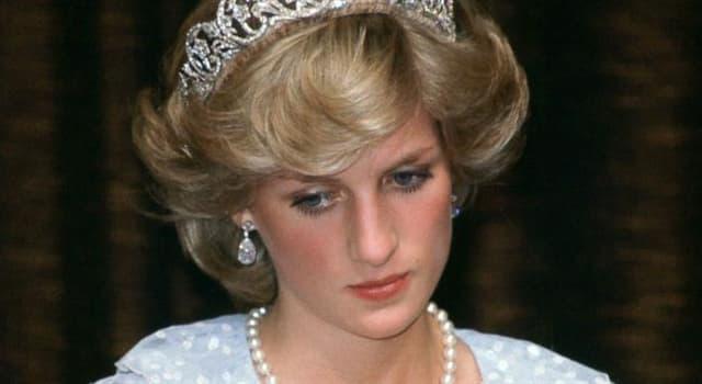 historia Pytanie-Ciekawostka: Z kim była księżna Diana, kiedy zginęła w wypadku samochodowym?