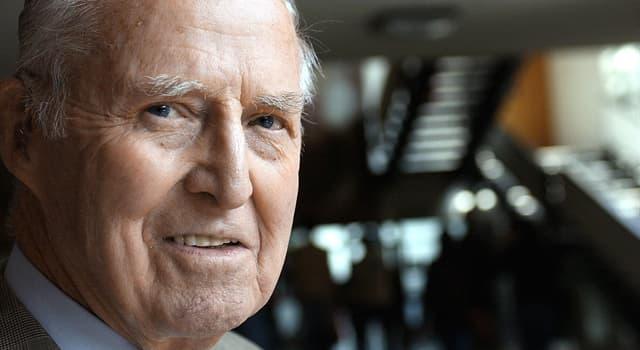 Geschichte Wissensfrage: Wofür erhielt Norman Borlaug den Friedensnobelpreis?