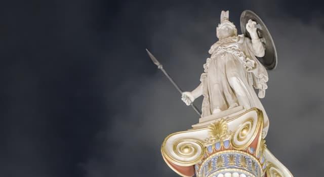 Культура Запитання-цікавинка: Богинею якої війни була Афіна?