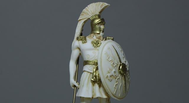 Культура Запитання-цікавинка: Богом якої війни був Арес?