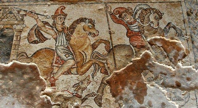 Kultur Wissensfrage: Wessen Töchter waren die Amazonen in der griechischen Mythologie?
