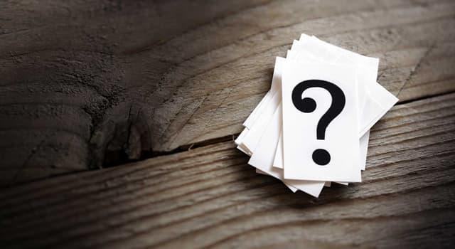 Natur Wissensfrage: Was nennt man Treibsand?