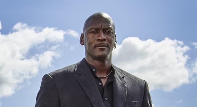Sport Wissensfrage: Durch welche Sportart ist Michael Jordan bekannt?