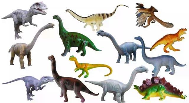nauka Pytanie-Ciekawostka: Jaka jest najbardziej prawdopodobna przyczyna wyginięcia dinozaurów?