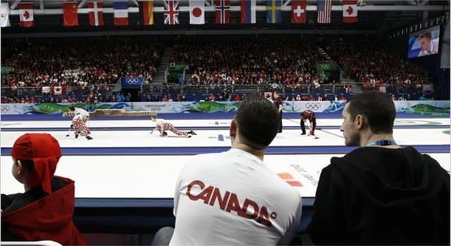 sport Pytanie-Ciekawostka: Jakim rodzajem skały są curlingowe kamienie z zimowego olimpijskiego curlingu?