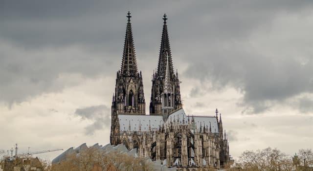 Geschichte Wissensfrage: Wie lange dauerte die Bauzeit des Kölner Doms?