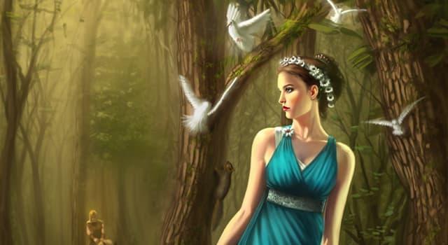 Kultur Wissensfrage: Welche Göttin der griechischen Mythologie war die Frau des Hades?