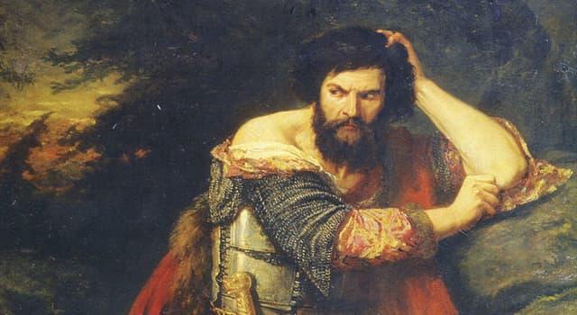 Geschichte Wissensfrage: Welchen Beinamen hatte der Großfürst von Kiew Swjatopolk I.?