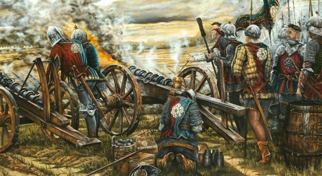 Історія Запитання-цікавинка: Які були результати війни Червоної та Білої троянд в середньовічній Англії?