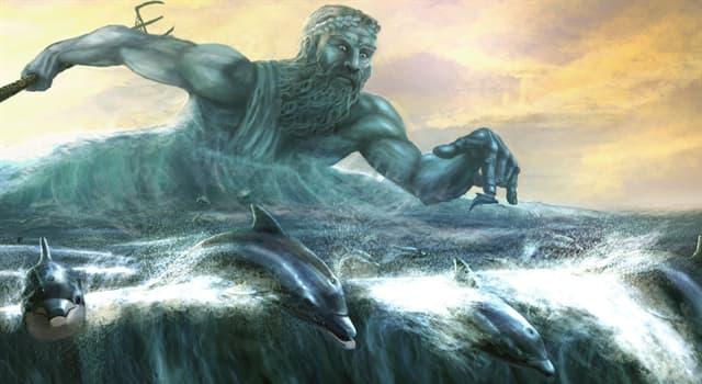 Культура Запитання-цікавинка: Кому в давньоримській міфології відповідав Посейдон?