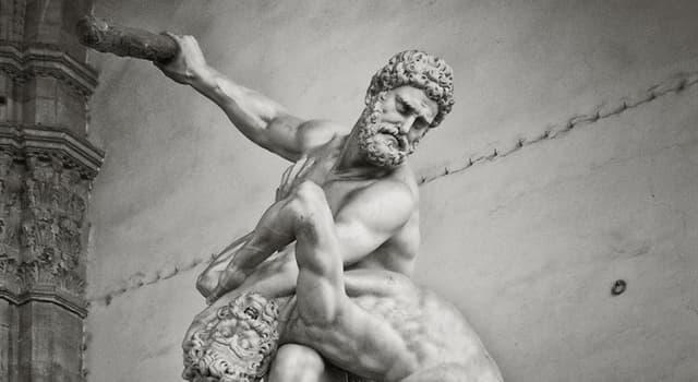 Kultur Wissensfrage: Wer war der Einzige, der den Herakles besiegte?
