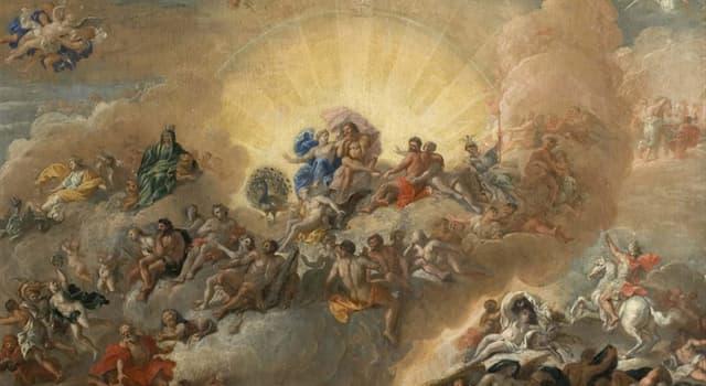 Культура Запитання-цікавинка: Хто з олімпійських богів був наймолодшим?