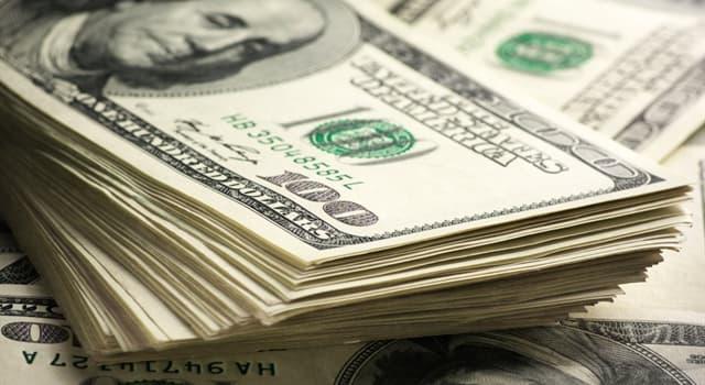 Культура Запитання-цікавинка: Хто зображений на банкноті номіналом 2 долари США?