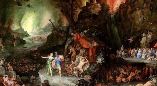 Культура Запитання-цікавинка: Хто, згідно давньогрецької міфології, охороняв вихід з царства мертвих Аїда?