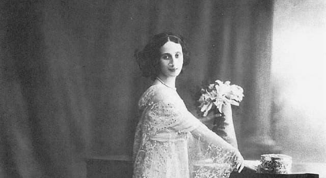 Історія Запитання-цікавинка: Хто така Анна Павлова?
