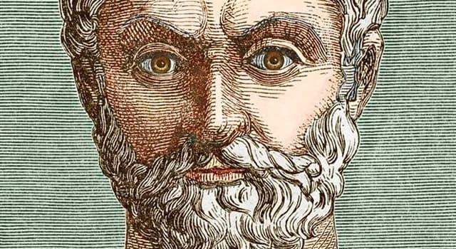 Kultur Wissensfrage: Wer gilt als Begründer der griechischen Naturphilosophie?