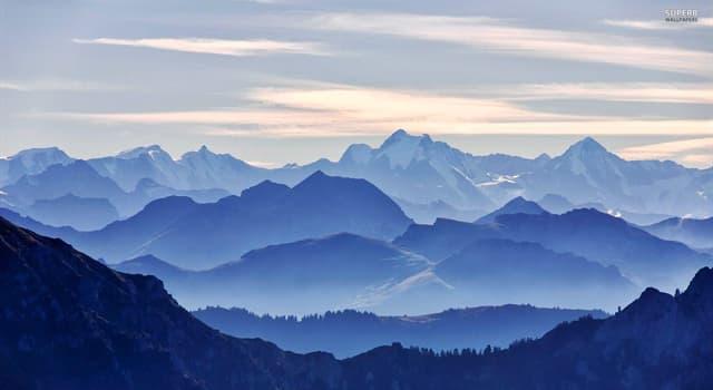 """Geografia Pytanie-Ciekawostka: Które pasmo górskie ma swoją nazwę od języka sanskryckiego, co oznacza """"siedzibę śniegu""""?"""