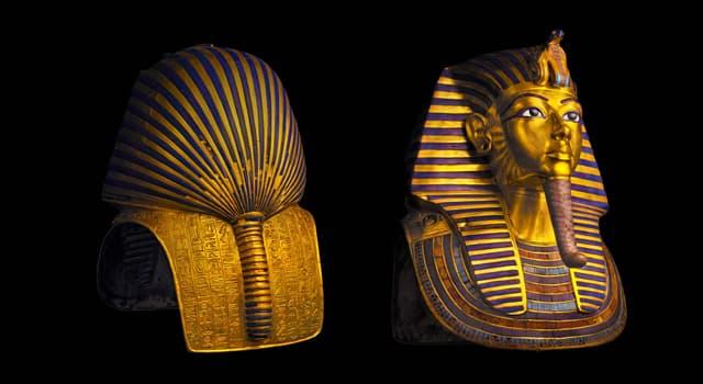 Історія Запитання-цікавинка: Під яким ім'ям фараон Тутанхамон зійшов на трон?
