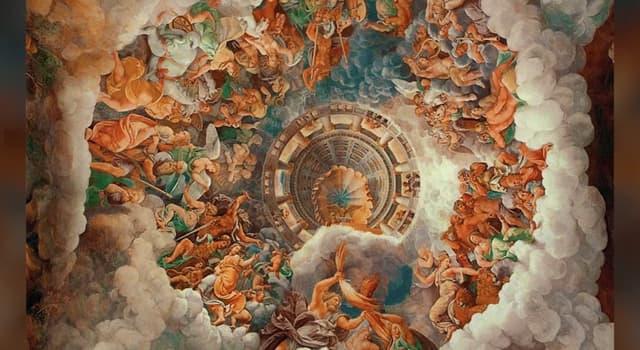 Культура Запитання-цікавинка: Скільки було великих олімпійських богів?