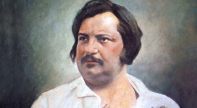 """Kultur Wissensfrage: Wie viele Werke umfasst """"Die menschliche Komödie"""" von Honoré de Balzac?"""