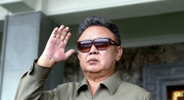 Geschichte Wissensfrage: Wo wurde nach einigen Quellen Kim Jong-il geboren?