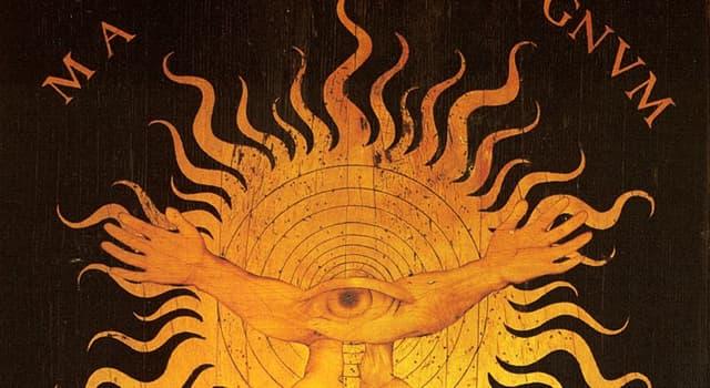 Kultur Wissensfrage: Was, laut der griechischen Mythologie, ist der Urzustand der Welt?