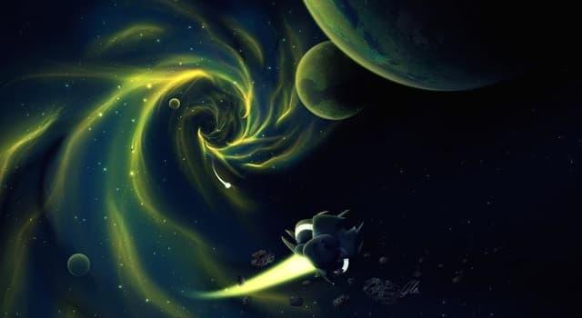 Wissenschaft Wissensfrage: Welche Hypothese besagt,dass das Leben auf der Erde aus dem Universum gebracht wurde?