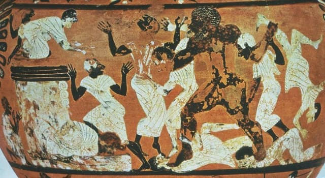 Kultur Wissensfrage: Wessen Sohn war ägyptischer König Busiris laut der griechischen Mythologie?
