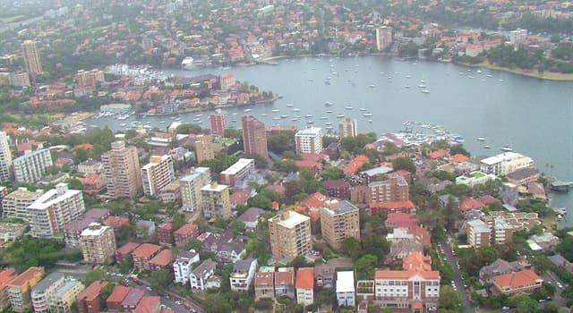Geographie Wissensfrage: Was ist die Hauptstadt Australiens?