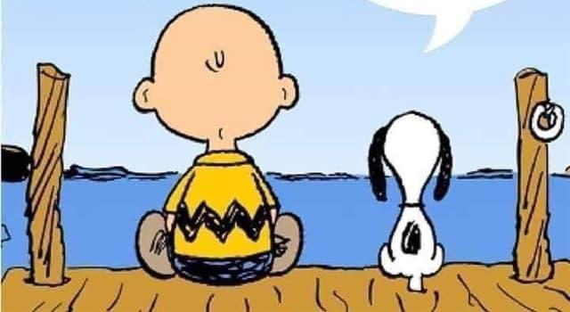 Film & Fernsehen Wissensfrage: Wie lautet der Name des Haushundes von Charlie Brown und zu welcher Hunderasse gehört er?