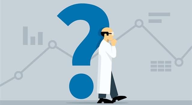 Сiencia Pregunta Trivia: ¿Cuál de los siguientes no es un recurso natural?