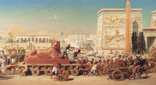 природа Запитання-цікавинка: Який жук в Стародавньому Єгипті був священним?