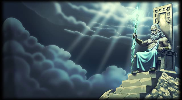 Kultur Wissensfrage: Wie bestrafte Zeus die Menschen für den Diebstahl des Feuers durch Prometheus?