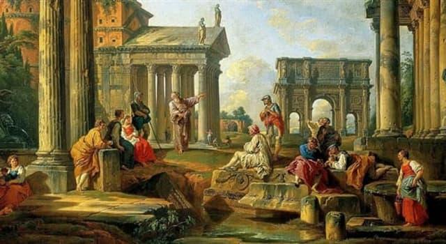 Kultur Wissensfrage: Wie lautet der Name eines römischen Gottes, der mit einem Doppelgesicht dargestellt wird?