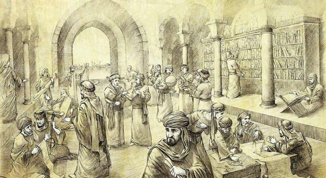 Geschichte Wissensfrage: Wo wurden die ersten öffentlichen Apotheken gegründet?