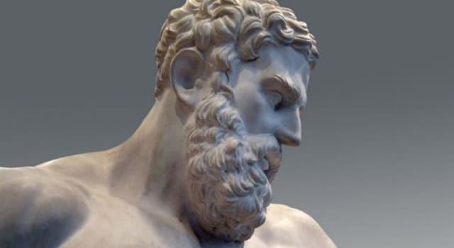 Культура Запитання-цікавинка: За скільки років Геракл виконав всі 12 подвигів?