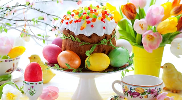 Culture Trivia Question: Which is a folkloric figure and symbol of Easter?
