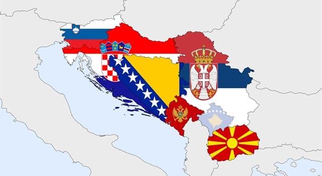 historia Pytanie-Ciekawostka: Co było stolicą Jugosławii?