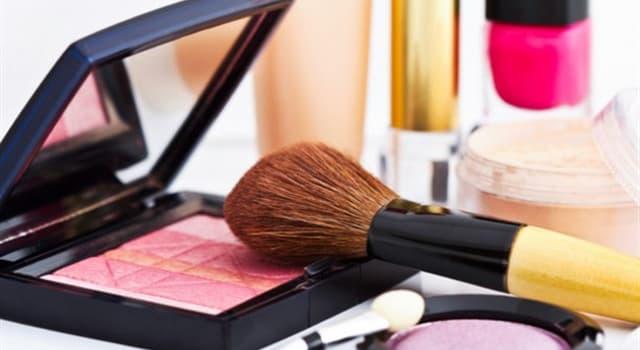 nauka Pytanie-Ciekawostka: Co jest podstawą większości kosmetyków?