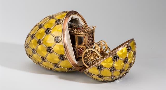 Kultur Wissensfrage: Es gibt 71 Fabergé-Eier. Wie viele davon wurden für die Kaiserfamilie bestimmt?