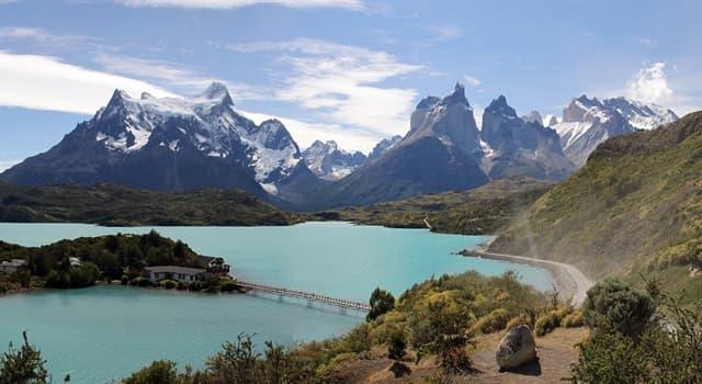 natura Pytanie-Ciekawostka: Jak się nazywa największe jezioro  w Ameryce Południowej?
