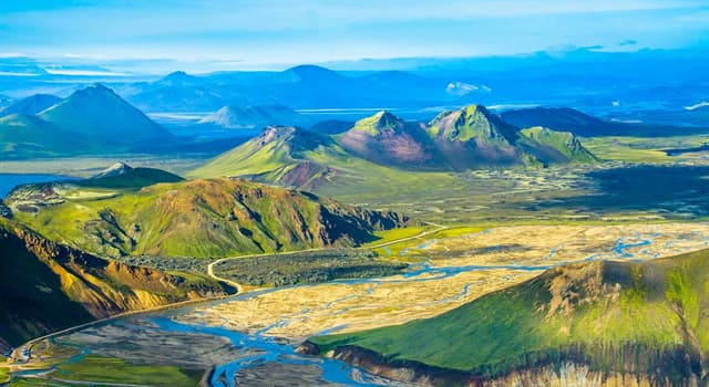 Geografia Pytanie-Ciekawostka: Jaka jest stolica Islandii?