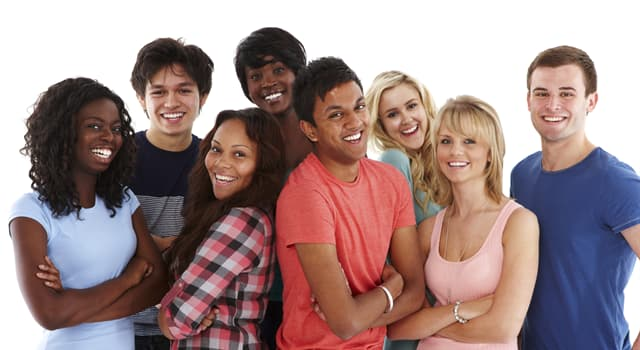 Культура Запитання-цікавинка: Яка з перерахованих рас є міфічною?