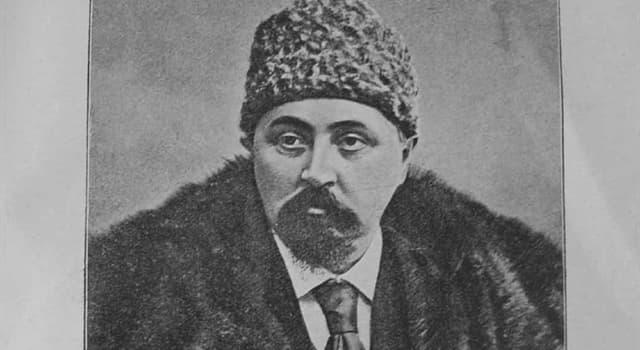Культура Запитання-цікавинка: Який відомий російський письменник зображений перед вами?