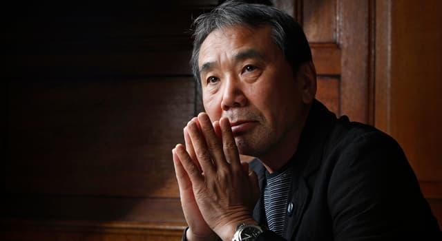 Суспільство Запитання-цікавинка: Хто такий Харукі Муракамі?